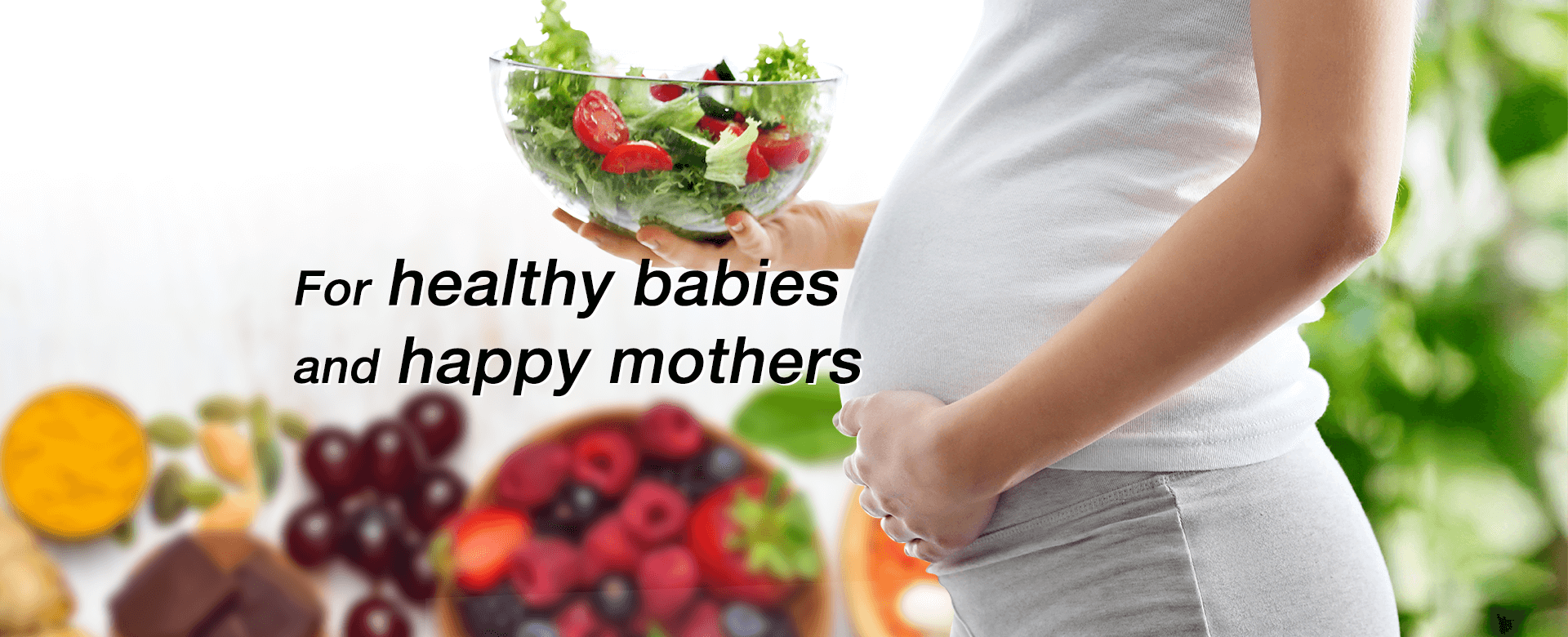 Health and Nutrition During Pregnancy