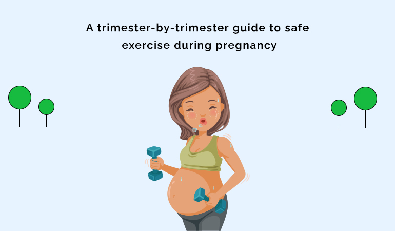 A Trimester-By-Trimester Guide To Safe Exercise During Pregnancy